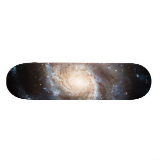 The Pinwheel Galaxy NGC 5457 Messier 101 Skateboard