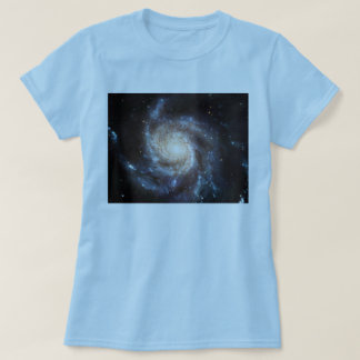 The Pinwheel Galaxy NGC 5457 Messier 101 T-Shirt