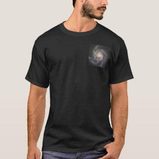 The Pinwheel Galaxy t-shirt. T-Shirt