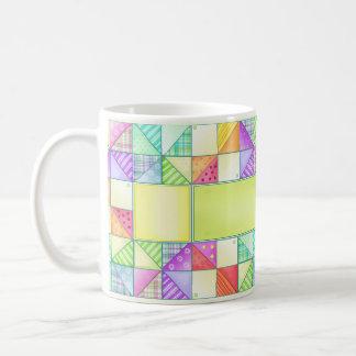 The Pinwheel Quilt Mug
