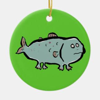 The pioneer christmas tree ornament
