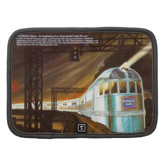 The Pioneer Zephyr 1934 Mini Folio Planners