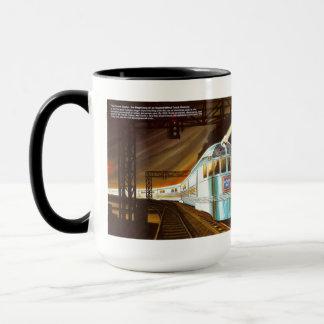 The Pioneer Zephyr 1934 Ringer Mug