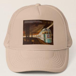 The Pioneer Zephyr 1934 Trucker Hat