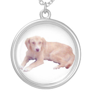 The Pip Screek Dog Silver Jewellery Necklace