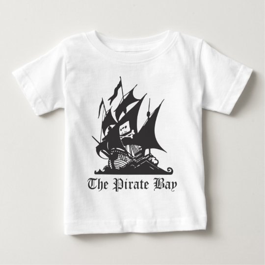 The Pirate Bay Baby T-Shirt