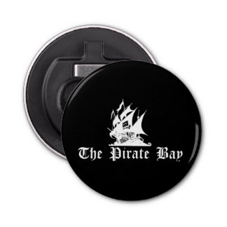 The Pirate Bay Bottle Opener