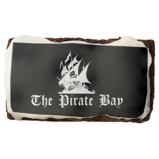 The Pirate Bay Brownie