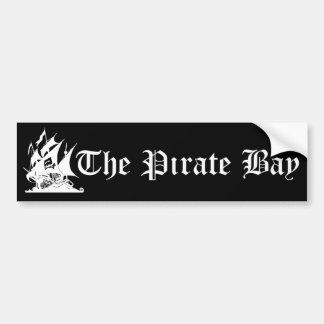 The Pirate Bay Bumper Sticker