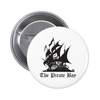 The Pirate Bay 2 Inch Round Button