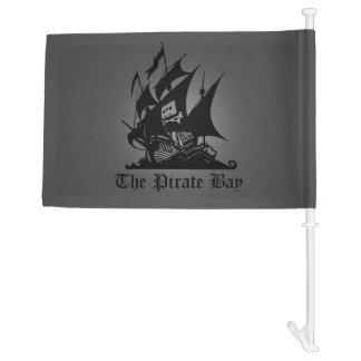 The Pirate Bay Car Flag