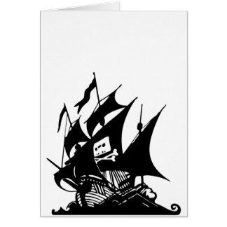 The Pirate Bay Card