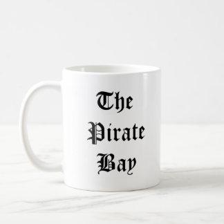 The Pirate Bay Coffee Cup Classic White Coffee Mug
