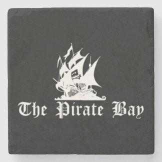 The Pirate Bay Stone Beverage Coaster