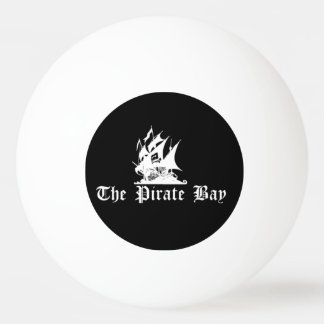 The Pirate Bay Ping Pong Ball
