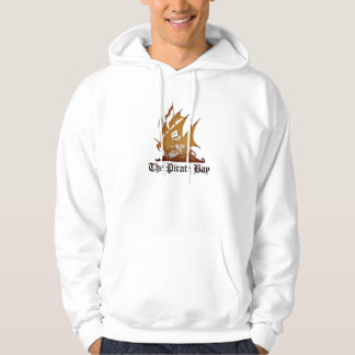 The Pirate Bay Hoodie (white)