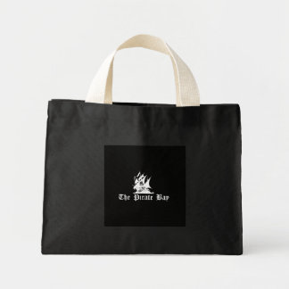 The Pirate Bay Mini Tote Bag