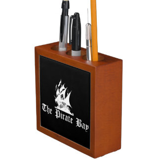 The Pirate Bay Pencil Holder