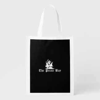 The Pirate Bay Reusable Grocery Bag