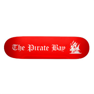 The Pirate Bay Skate Decks