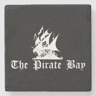 The Pirate Bay Stone Coaster