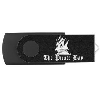 The Pirate Bay Swivel USB 2.0 Flash Drive