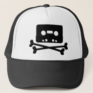 The Pirate Bay Tape Trucker Hat