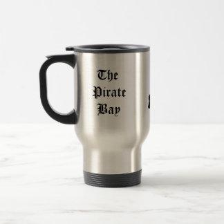 The Pirate Bay Travel Mug