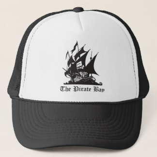 The Pirate Bay Trucker Hat