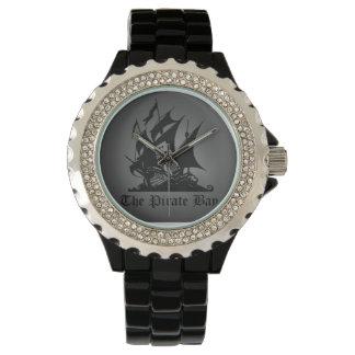 The Pirate Bay Wristwatch