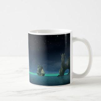 The Pirate Cove Coffee Mug
