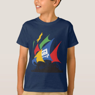 The Pirate Google Kid's T-Shirt