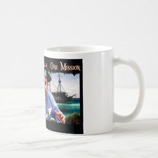 The Pirates Captain Coffee Mug