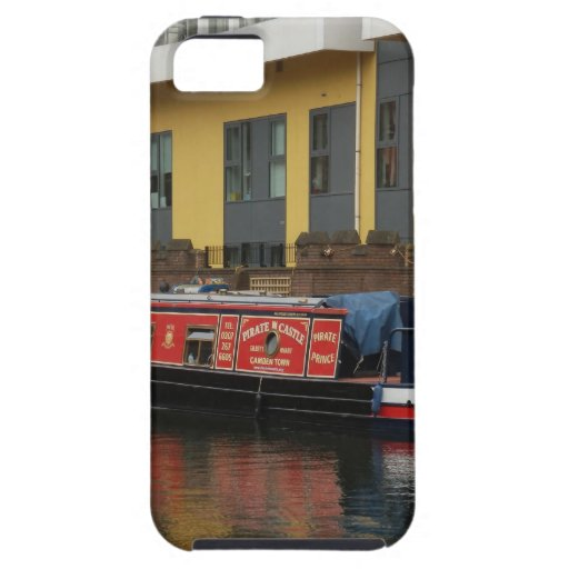 The Pirates' Castle, Camden Town iPhone 5 Covers