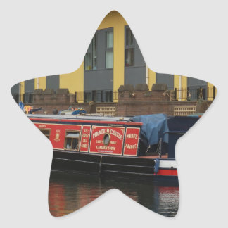 The Pirates' Castle, Camden Town Star Sticker