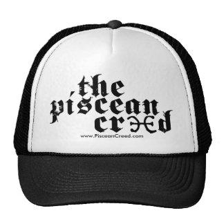 The Piscean Creed - trucker hat