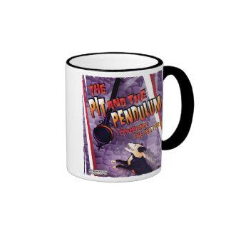 The Pit and The Pendulum Ringer Coffee Mug