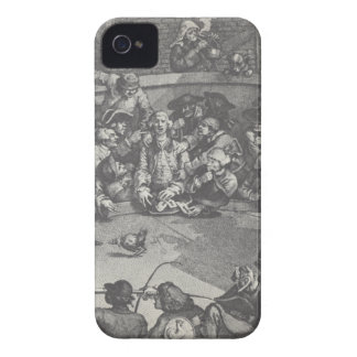 The Pit by William Hogarth Case-Mate iPhone 4 Case