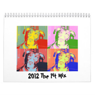 The Pit Mix 2012 Calendar