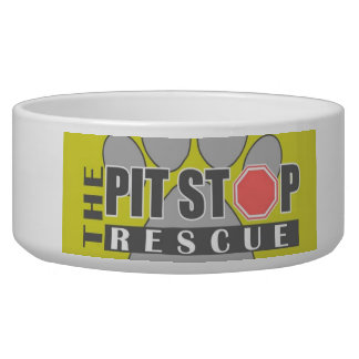 The Pit Stop Rescue Food/Water Bowl