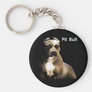 The PITbull Key Chains