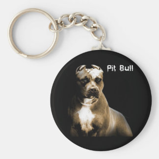 The PITbull Keychain