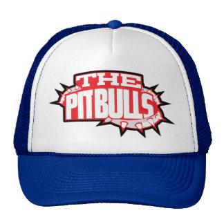 THE PITBULLS CAP TRUCKER HAT