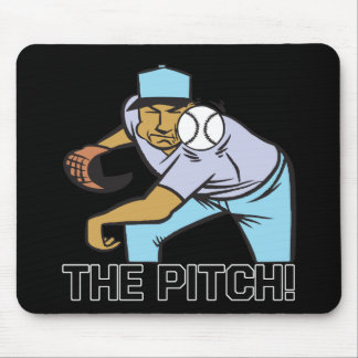 The Pitch Mouse Pad