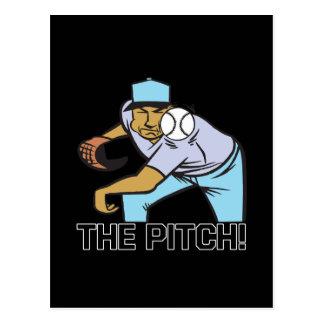 The Pitch Postcard