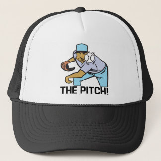 The Pitch Trucker Hat