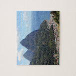 The Pitons and Soufriere Puzzle