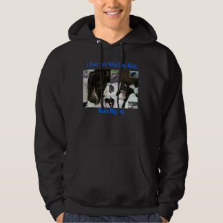 The Pits Hooded Pullover