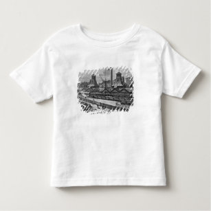 The Pits of St. Pierre & St. Paul at Le Toddler T-shirt