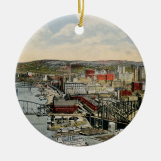 The Pittsburgh Point 1931 Ornament